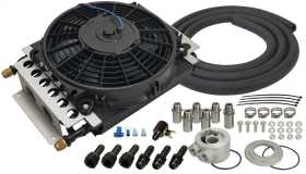 Electra-Cool Remote Engine Oil Cooler Kit